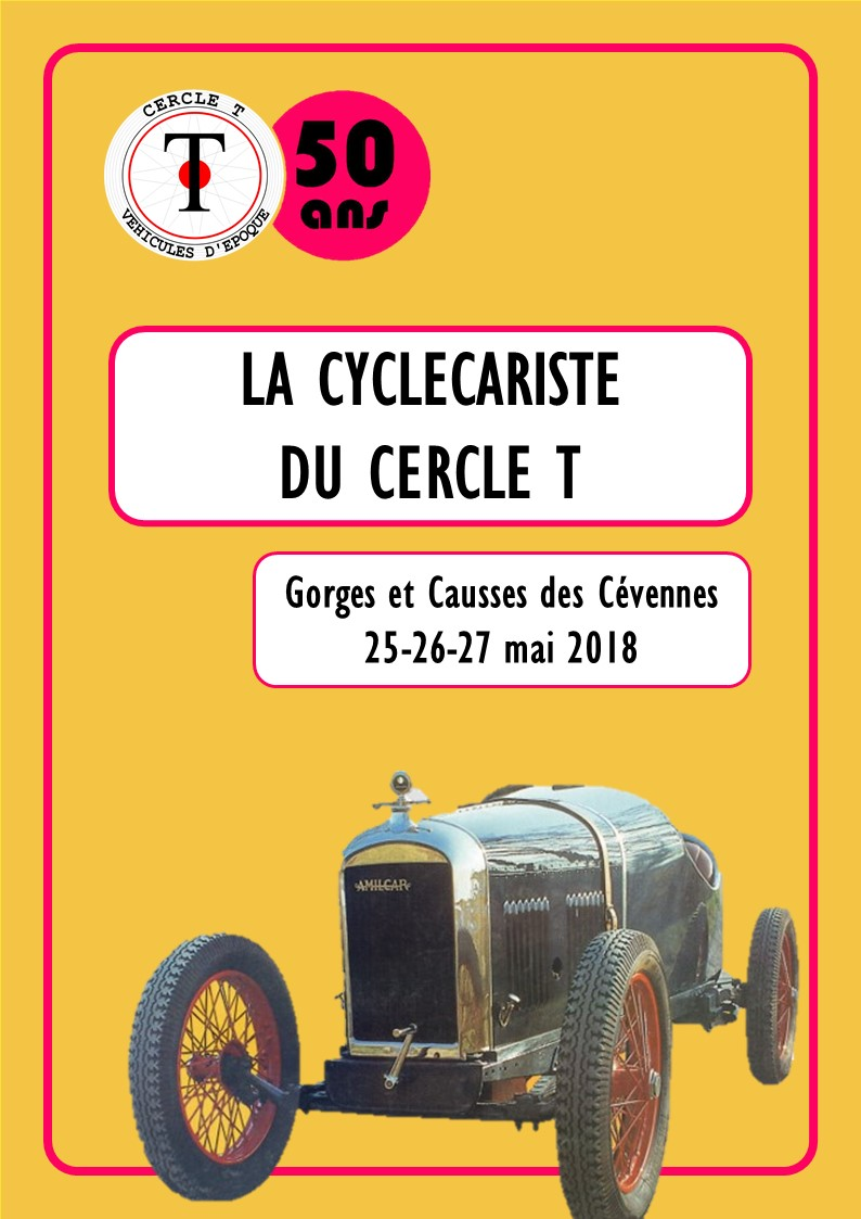 Couverture Cyclecars 2018