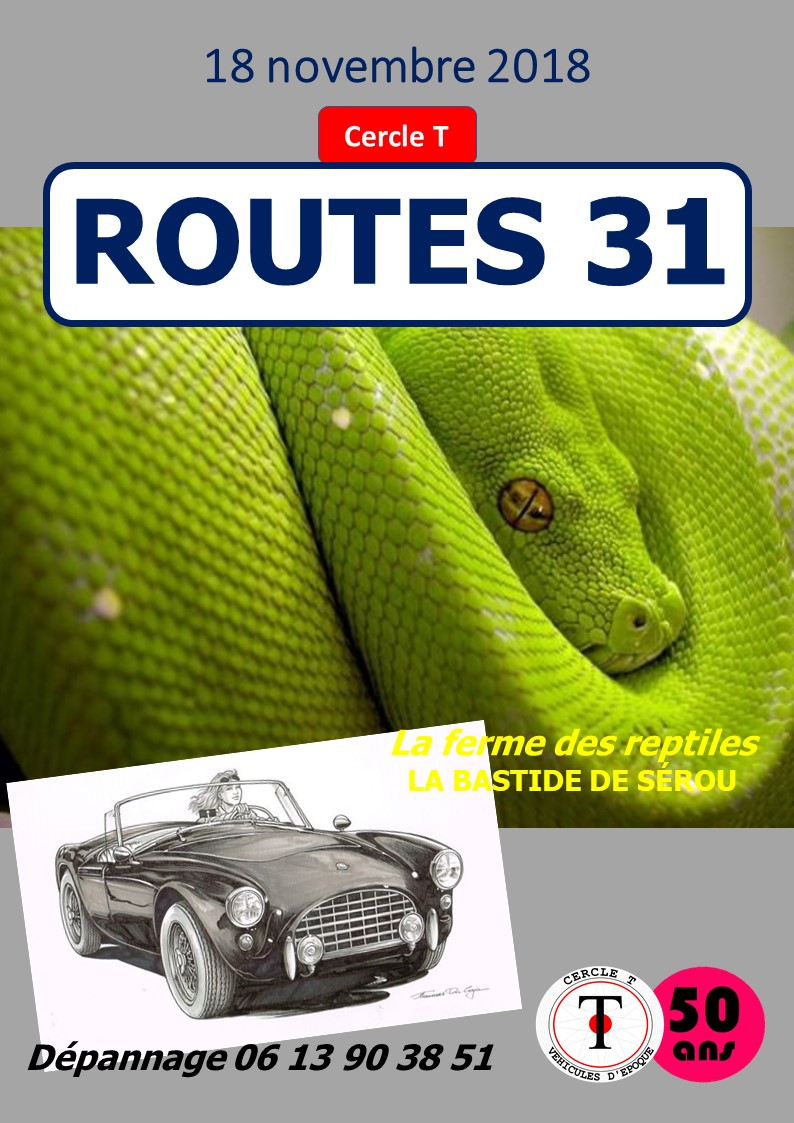 couverture road-book R31 2 2018